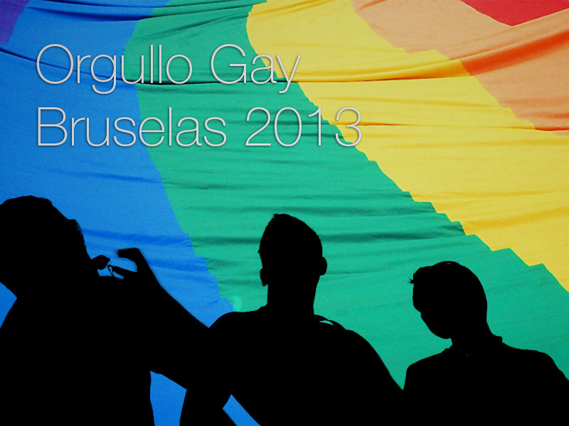 Orgullo Gay Bruselas