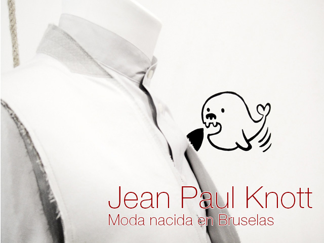 Jean Paul Knott - Destacado